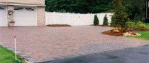 Precision Landscaping NJ Stone Driveway 973-694-3786